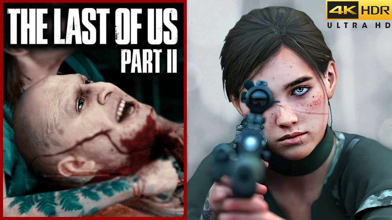 THE LAST OF US 2 PS5 - Brutal Combat & Tactical Stealth Kills Vol. 18 [4K 60fps Cinematic Style]