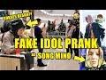 FAKE KPOP IDOL PRANK as SONG MINO WINNER! [EPIC!!]