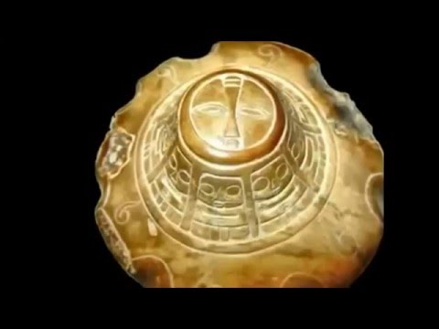 UFO Mayan Secrets & Ancient Aliens Artifacts   Part 1
