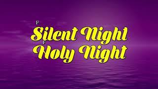 Lagu Rohani Natal Silent Night + Chord Gitar (Christmas Song)