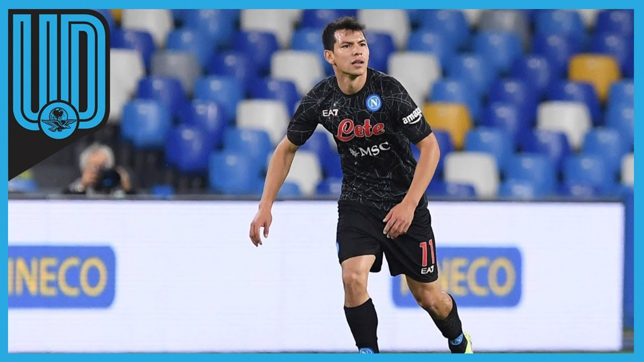 Download 'Chucky' Lozano explota al ser exhibido por el entrenador del Napoli
