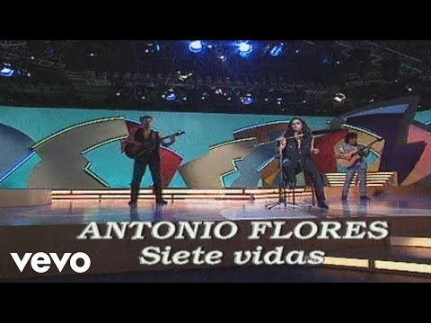 Antonio Flores - Siete Vidas (Video TVE Playback) mp3
