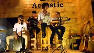Ly Cà Phê Ban Mê  - Hắc Trung ( tại B.O Coffee Acoustic)