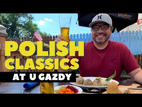 U Gazdy Polish Restaurant - CHICAGO Food
