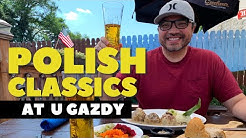 Chicago Eats: U Gazdy Polish Restaurant