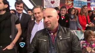 Showmatch 2014 - ¡LO TIENEN DE HIJO! Las cargadas de Maestruli y Tinelli a Navarrete