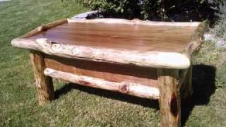 Idaho Log Furniture