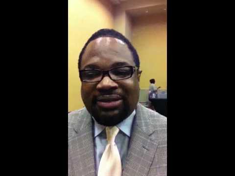 Hezekiah Walker interview  August 7, 2011