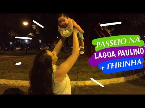 PASSEIO NA LAGOA PAULINO + FEIRINHA - Amanda Vieira