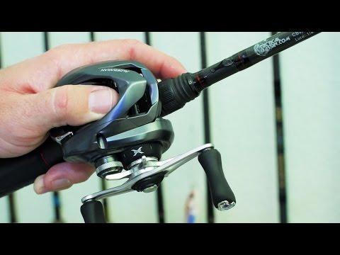 2017 Bass Fishing Rod and Reel Arsenal