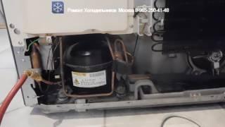 Ремонт Холодильника TOSHIBA GR X 56(, 2016-08-10T21:15:25.000Z)