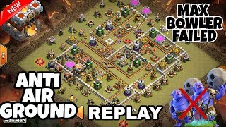 WOW | Th11 War Base Anti Everything | New Th11 War Base Anti 3 Star | TH11 Anti Queen| CLASH OF CLAN