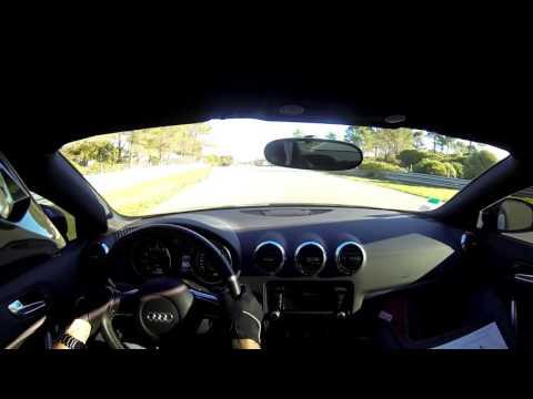 Coaching Audi TT / Circuit du LUC / Techniques de pilotage