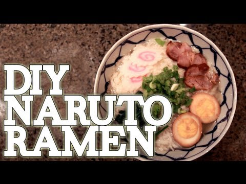 NARUTO ICHIRAKU RAMEN - Feast of Fiction S2 E10