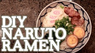 Naruto Ichiraku Ramen - Feast Of Fiction S2 Ep10