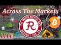 Stocks and BITCOIN LIVE : SPX Higher, Gold Still Pumping Ep. 946 Crypto Technical Analysis