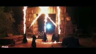 Обложка POWERWOLF Amen Attack Napalm Records