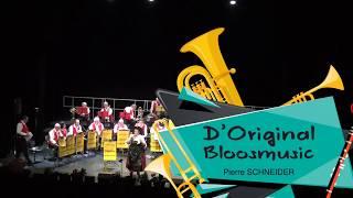 D'Original Bloosmusik Pierre Schneider : De Helicon un's Pfiffele