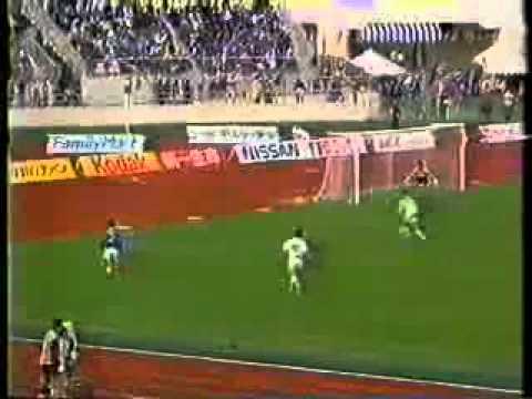 1996年 Jリーグ 横浜マリノス 0x...