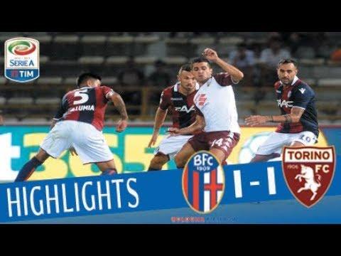Bologna - Torino - 1-1 - Highlights - Giornata 1 - Serie A TIM 2017/18