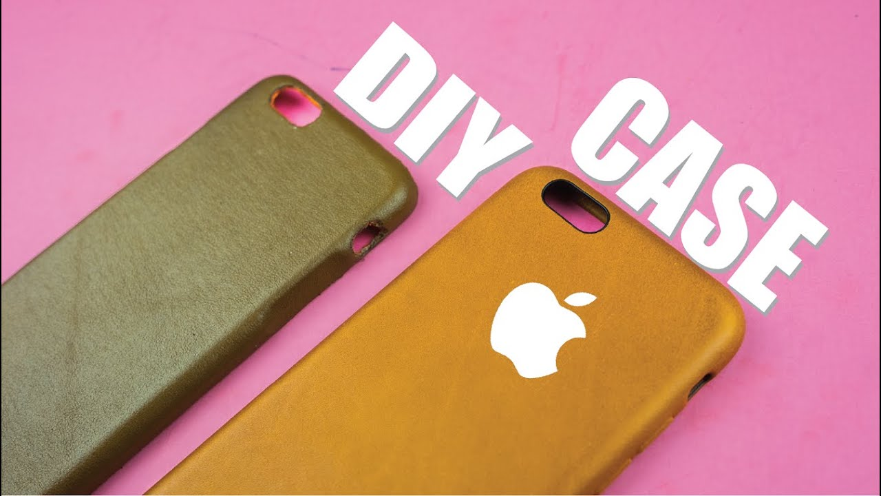 how to make a iphone case diy apple leather for iphone 6 6s 18906