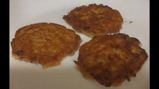 Potato Pan Cake || Easy Cook Recipes