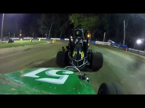 Ninja Feature Race at Starlite Speedway 5/20/16