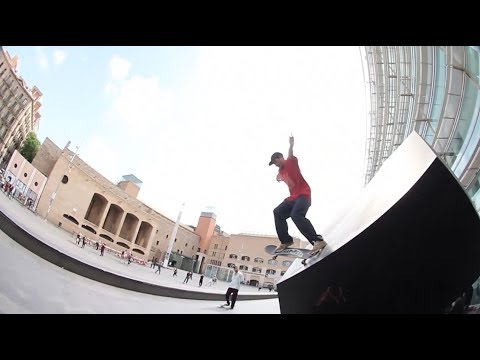 Macba Life - #LiveFromMacba with Thomas Winkle 1