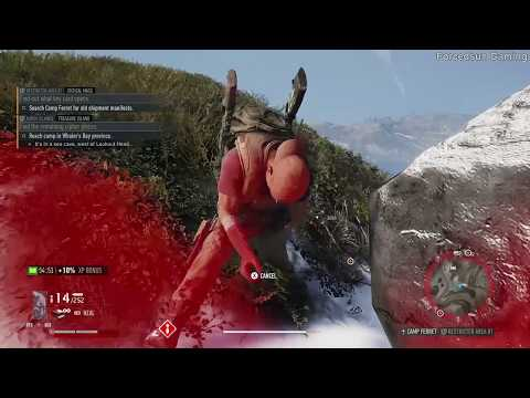 Tom Clancy's Ghost Recon Breakpoint Side MIssion's Part 3