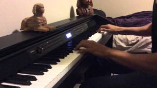 Maroon 5 - Won't go home without you piano cover