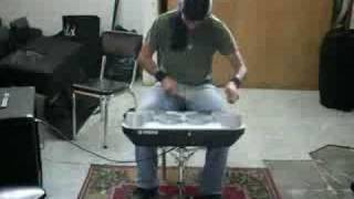 solo drum metal yamaha dd65