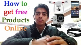 How to get free products online | Review unites For Free |