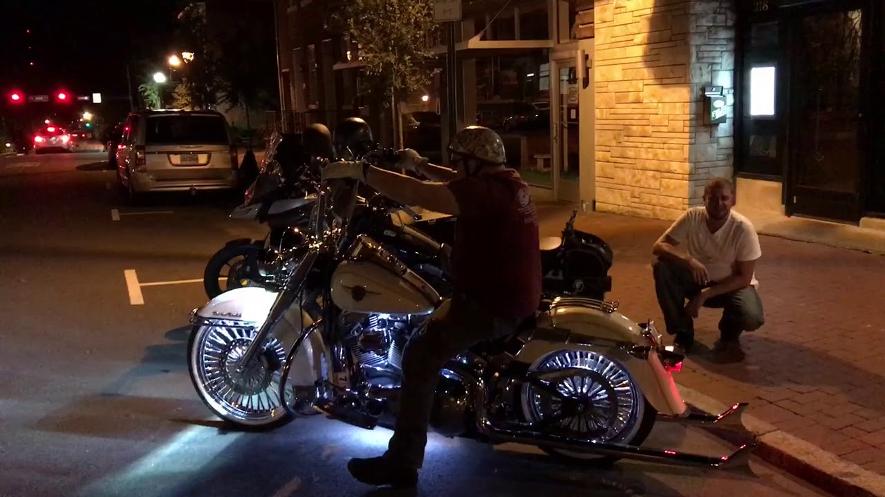 Harley Softail Vicla 39 Cholos