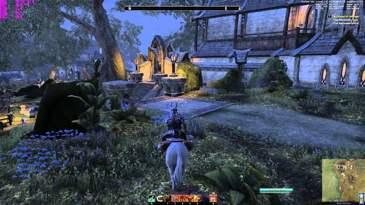 Elder Scrolls Online SLI Profile Released, Feedback