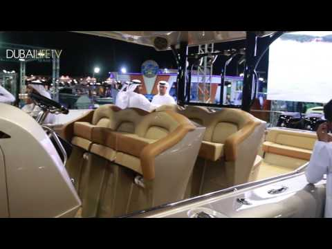 Dubai Boat Show 2016 - First look.
