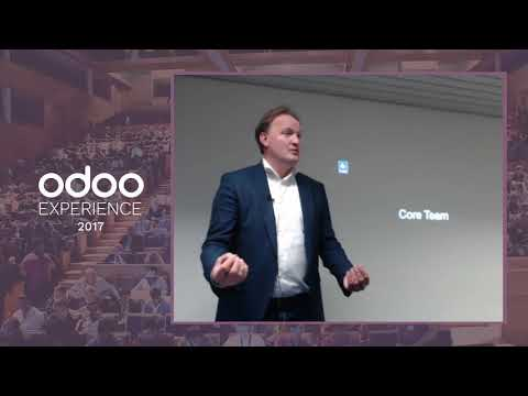 Testimonial: Dealing with Business Complexities with a small team and Odoo - Odoo Experience 2017