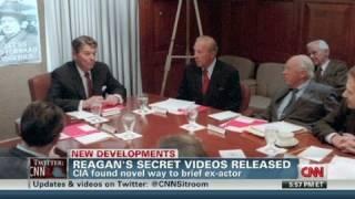 Secret Video Briefings for Reagan