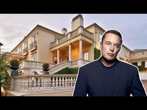 Как Живет Илон Маск и Сколько Он Зарабатывает