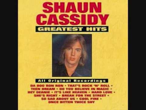Shaun Cassidy: Da Doo Ron Ron