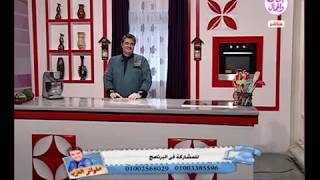 حلواني العرب يبدأ أولى حلقاته بانطلاقة جديدة مع حلواني العرب الشيف قدري