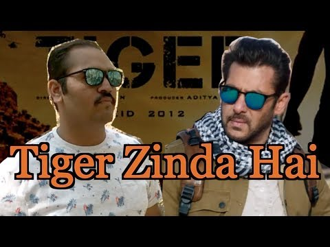 Tiger Zinda Hai Trailer Spoof | Salman Khan
