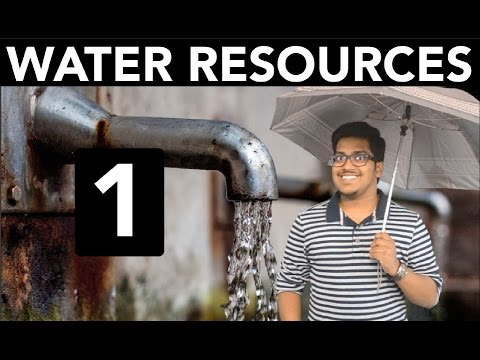 Geography: Water Resources (Part 1)