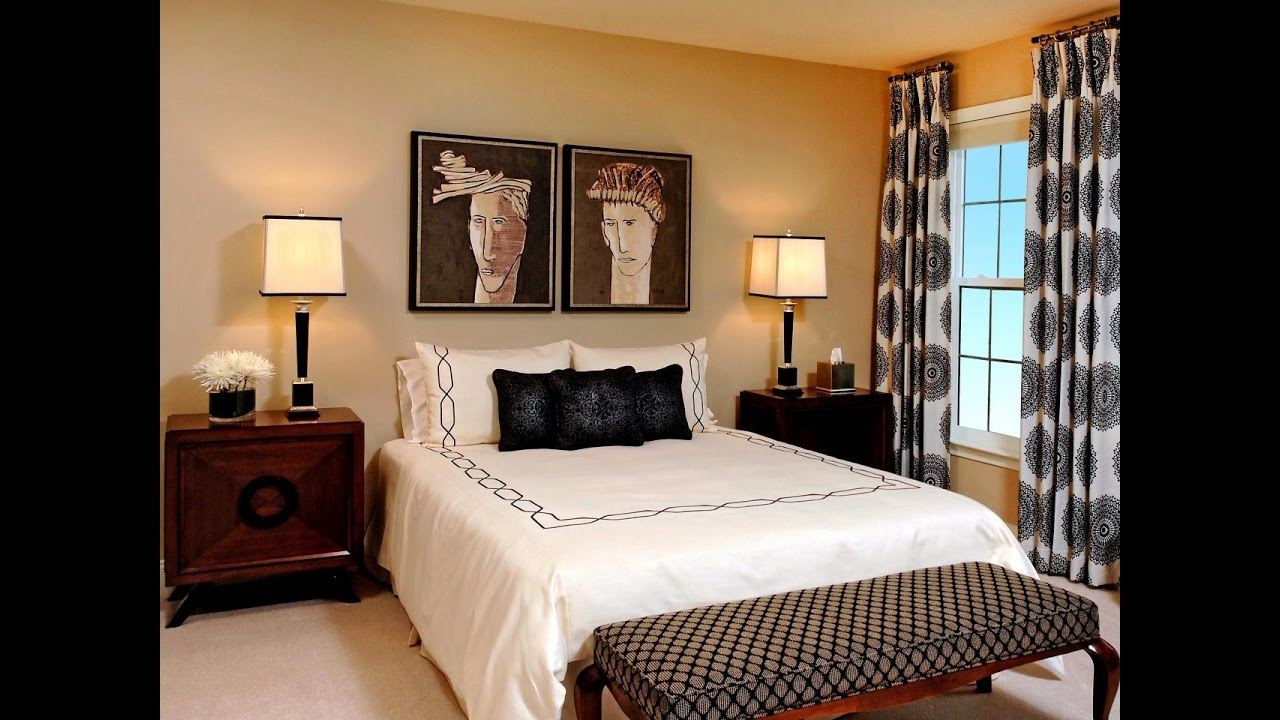 Bedroom Curtain Ideas for Small Rooms - YouTube on Bedroom Curtain Ideas  id=21505