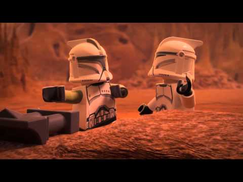 Clones vs Droidekas - LEGO Star Wars - Episode 6 Part 1 - YouTube