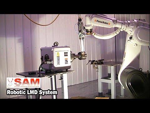 3D metal printing, laser heat treating, laser additive manufacturing, laser cladding, laser welding