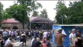A walk with the Slackers in Rosslau LIVE @ This is Ska 2014