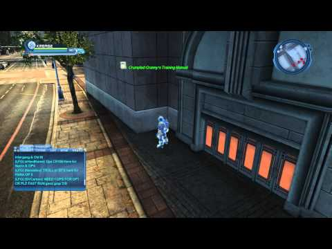 DCUO - Mementos Of Mister Miracle And Tools Of Apokolips Collection Location