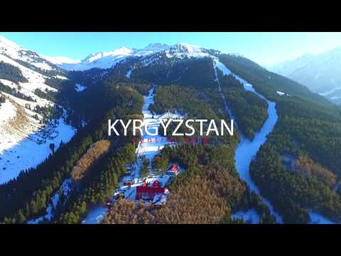 Welcome to Kyrgyzstan!