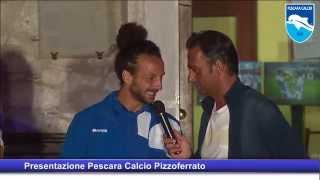 Festa Pizzoferrato con la Pescara Calcio