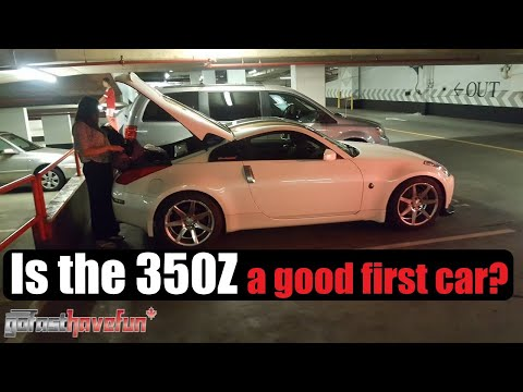 Is the Nissan 350Z a good First Car? (My thoughts)